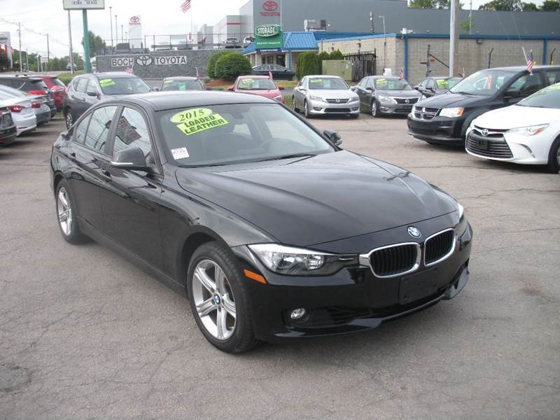 2015 BMW 3 Series for sale at One Stop Auto Sales in North Attleboro MA