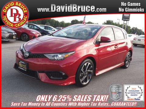 2016 Scion iM for sale in Bourbonnais, IL