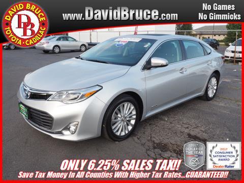 2014 Toyota Avalon Hybrid for sale in Bourbonnais, IL