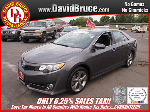 2014 Toyota Camry for sale in Bourbonnais, IL