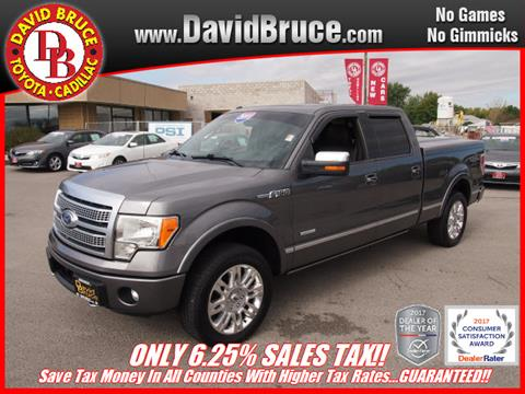2011 Ford F-150 for sale in Bourbonnais, IL