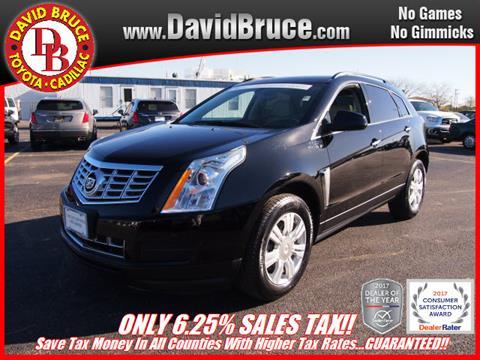 2015 Cadillac SRX for sale in Bourbonnais, IL