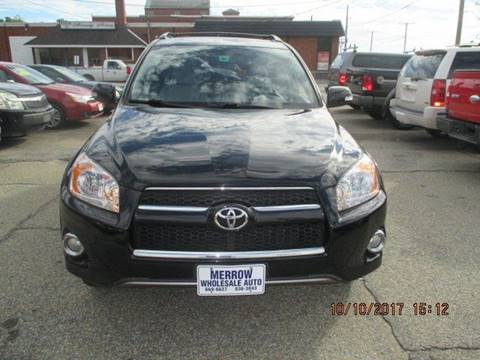 2010 Toyota RAV4 for sale in Manchester, NH
