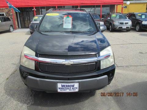 2005 Chevrolet Equinox for sale in Manchester, NH