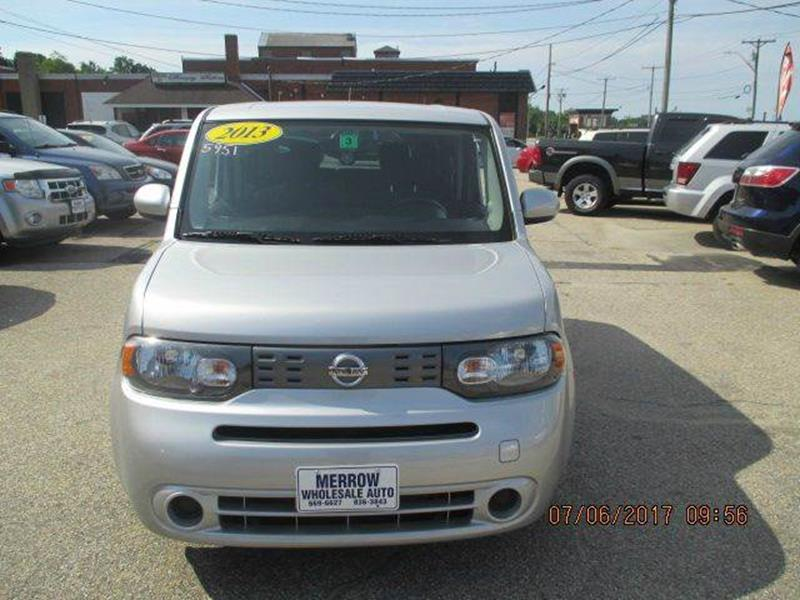 2013 nissan cube 1 8 sl 4dr wagon in manchester nh for State motors manchester nh