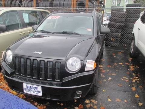 2009 Jeep Compass for sale in Manchester, NH