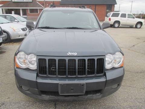 2008 Jeep Grand Cherokee for sale in Manchester, NH
