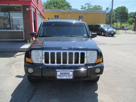 2007 Jeep Commander for sale in Manchester, NH