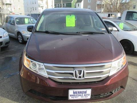 2011 Honda Odyssey for sale in Manchester, NH