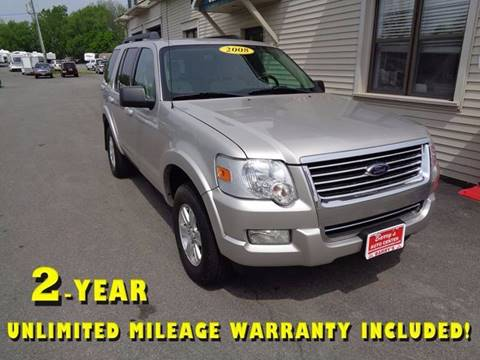 2008 Ford Explorer for sale in Brockport, NY