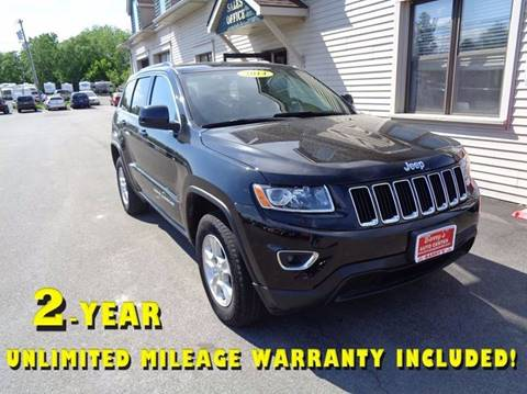 2014 Jeep Grand Cherokee for sale in Brockport, NY
