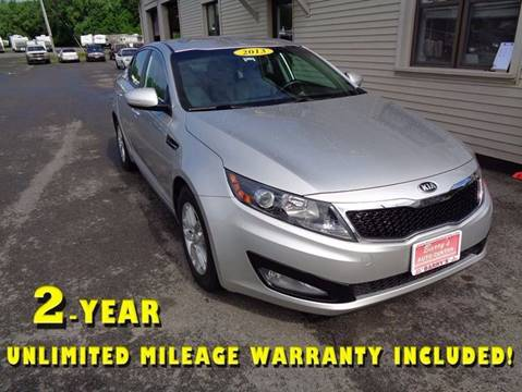 2013 Kia Optima for sale in Brockport, NY