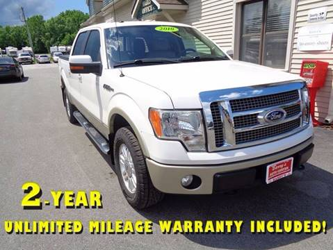 2010 Ford F-150 for sale in Brockport, NY