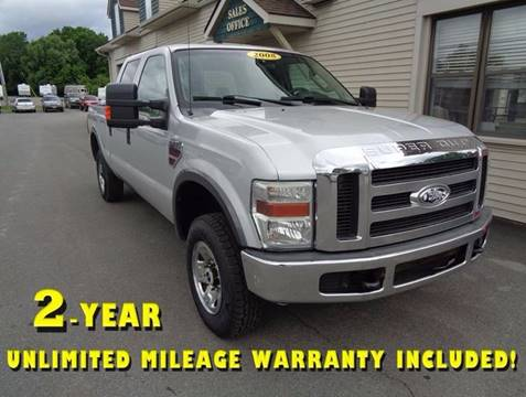 2008 Ford F-250 Super Duty for sale in Brockport, NY