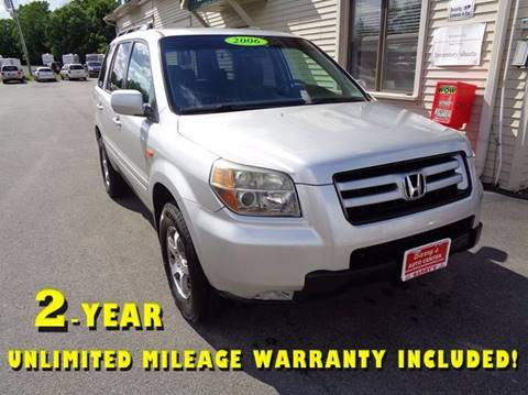 2006 Honda Pilot for sale in Brockport, NY