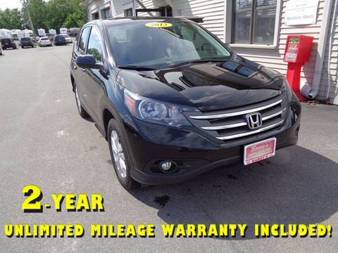 2013 Honda CR-V for sale in Brockport, NY