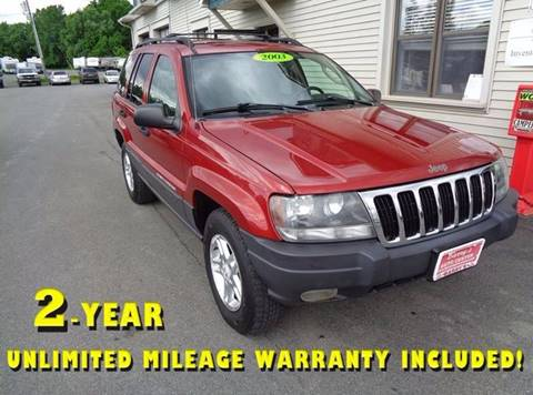 2003 Jeep Grand Cherokee for sale in Brockport, NY