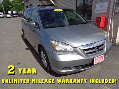 2006 Honda Odyssey for sale in Brockport, NY