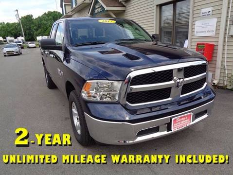 2017 RAM Ram Pickup 1500 for sale in Brockport, NY