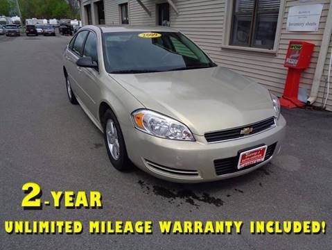 2009 Chevrolet Impala for sale in Brockport, NY
