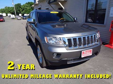 2013 Jeep Grand Cherokee for sale in Brockport, NY