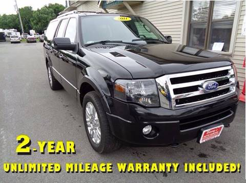 2011 Ford Expedition EL for sale in Brockport, NY