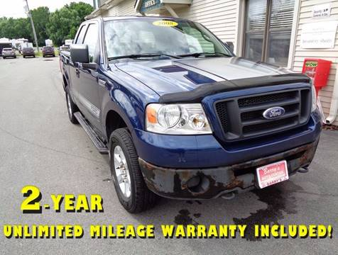 2008 Ford F-150 for sale in Brockport, NY