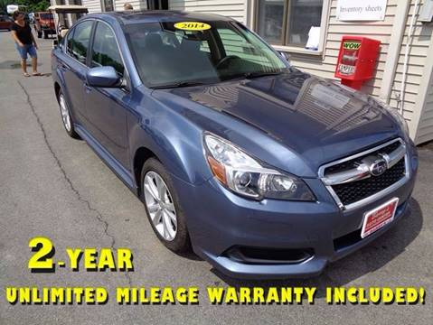 2014 Subaru Legacy for sale in Brockport, NY