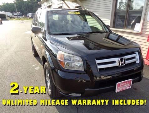 2007 Honda Pilot for sale in Brockport, NY