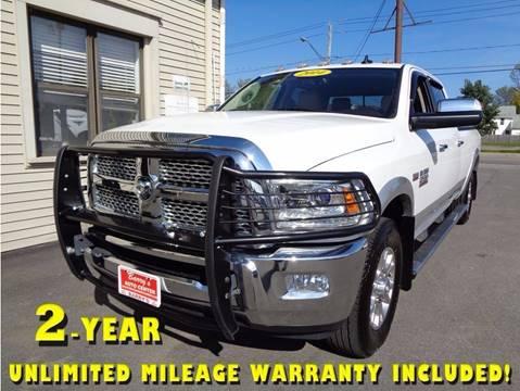 2014 RAM Ram Pickup 2500 for sale in Brockport, NY