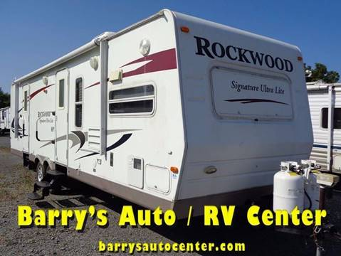 2009 Rockwood Signature Ultra Lite for sale in Brockport, NY