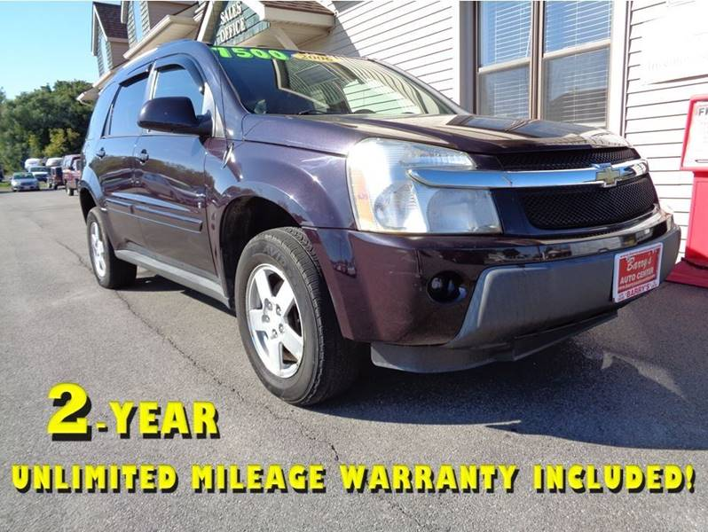 2006 Chevrolet Equinox For Sale At Barryu0027s Auto Center In Brockport NY