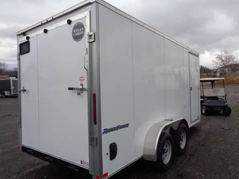 2019 Wells Cargo Road Force