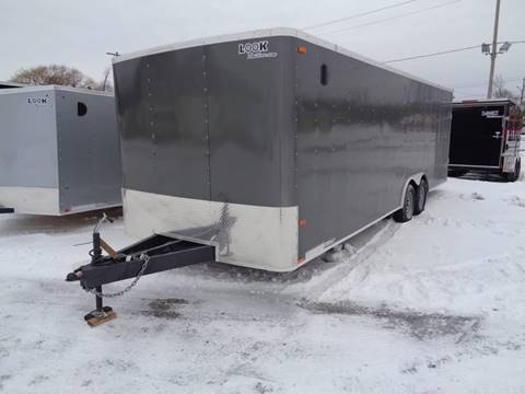 2019 Look Trailers ST DELUXE for sale in Brockport, NY