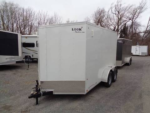 2020 Look Trailers 7 x 12 ST Cargo Deluxe for sale in Brockport, NY