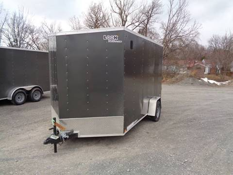 2020 Look Trailers 7 x 12 Cargo Deluxe for sale in Brockport, NY