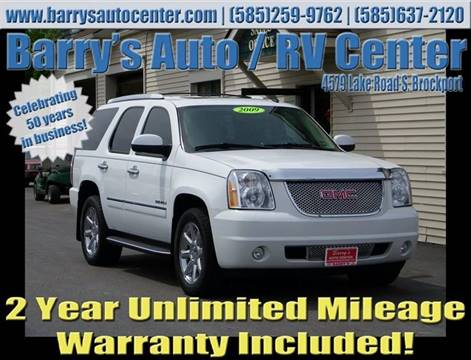 2009 GMC Yukon for sale in Brockport, NY