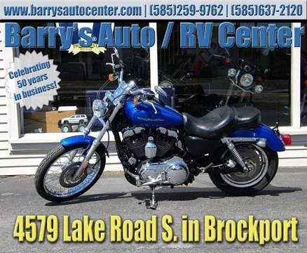 2007 Harley-Davidson Sportster for sale in Brockport, NY
