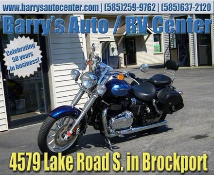 2008 Triumph America for sale in Brockport, NY
