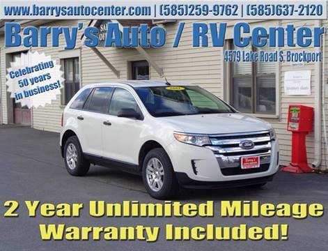 2011 Ford Edge for sale in Brockport, NY