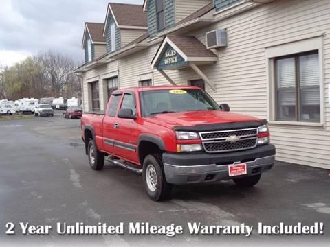 2005 Chevrolet Silverado 2500HD for sale in Brockport, NY