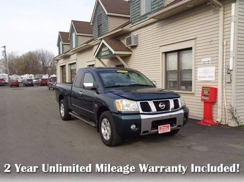 2004 Nissan Titan for sale in Brockport, NY