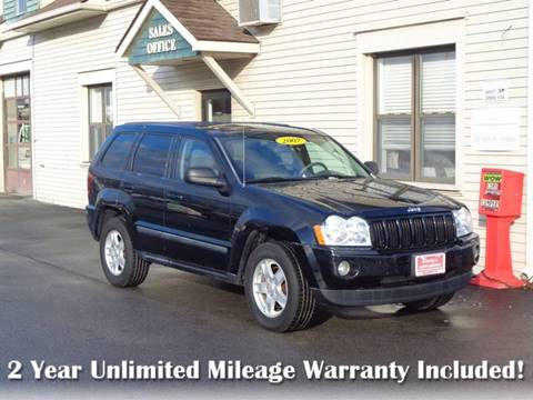 2007 Jeep Grand Cherokee for sale in Brockport, NY