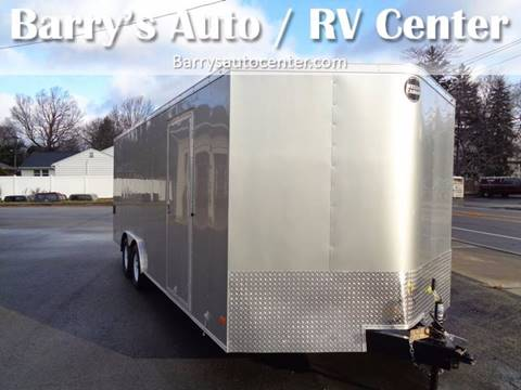 2017 Wells Cargo FastTrac for sale in Brockport, NY