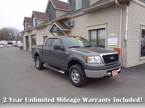 2007 Ford F-150 for sale in Brockport, NY