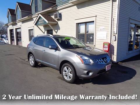 2012 Nissan Rogue for sale in Brockport, NY