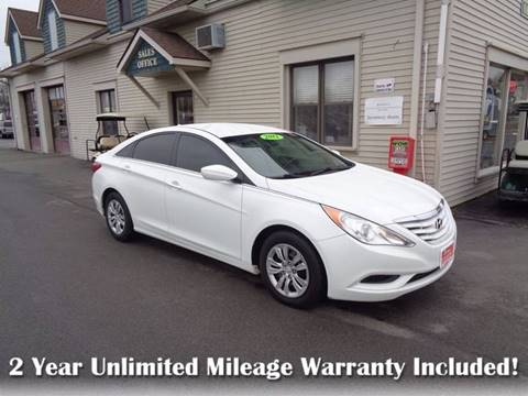 2012 Hyundai Sonata for sale in Brockport, NY