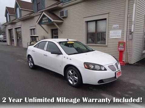 2009 Pontiac G6 for sale in Brockport, NY