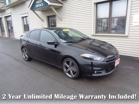 2013 Dodge Dart for sale in Brockport, NY