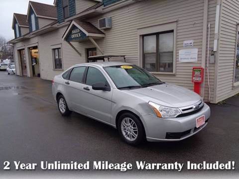 2009 Ford Focus for sale in Brockport, NY